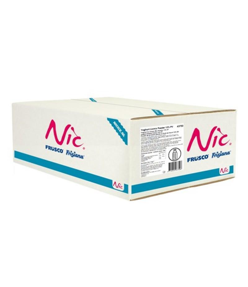 NIC Yoghurt IJsmix Poeder 13% PV 10x1 Kilo