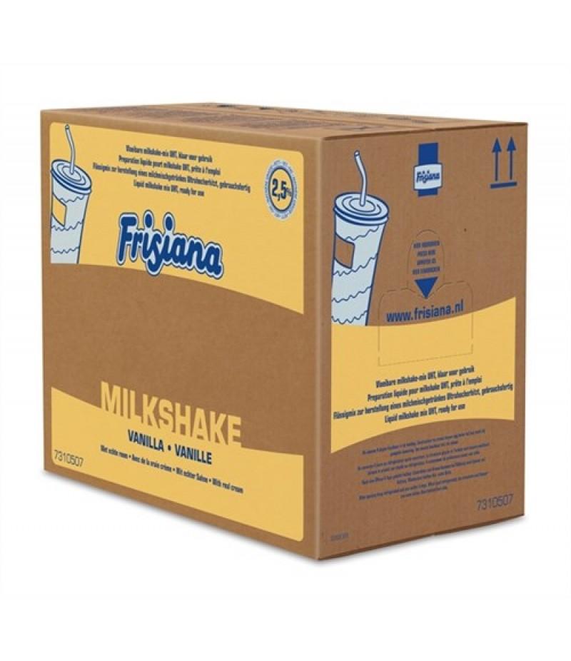 NIC Frisiana Milkshake Mix Vloeibaar 2,5% MV BIB 10 Liter