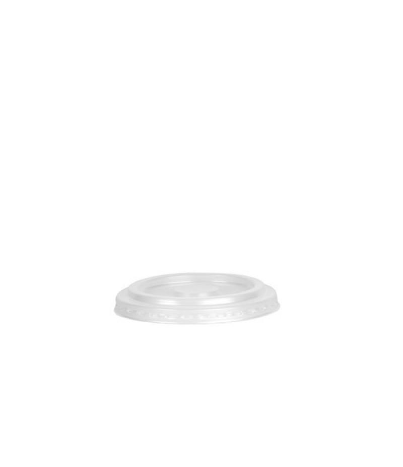 NIC Combi-Deksel PLA TBV 300/400/500ml Shake/IJsbeker 100 St