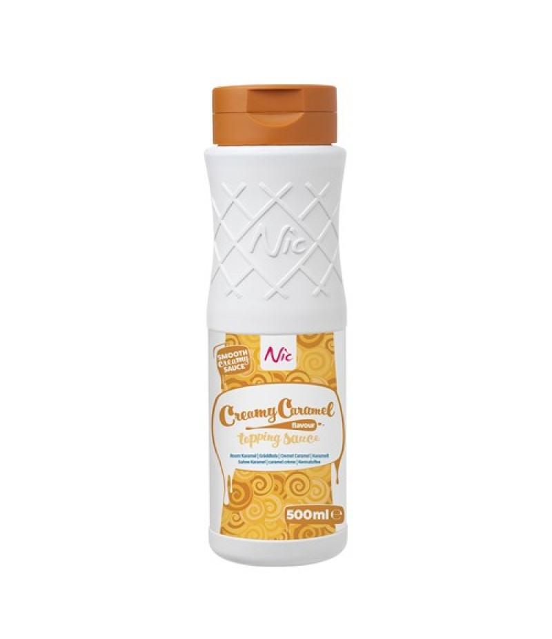 NIC Topping Room Caramel 0,5 Liter