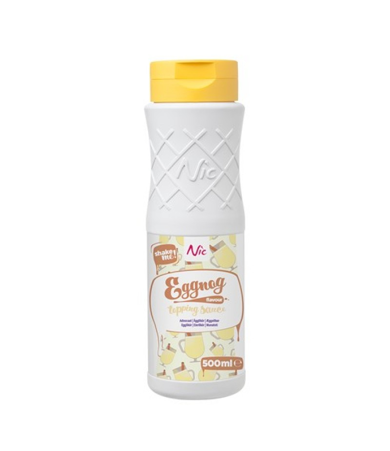 NIC Topping Advocaat 0,5 Liter (3,5% Alcohol)