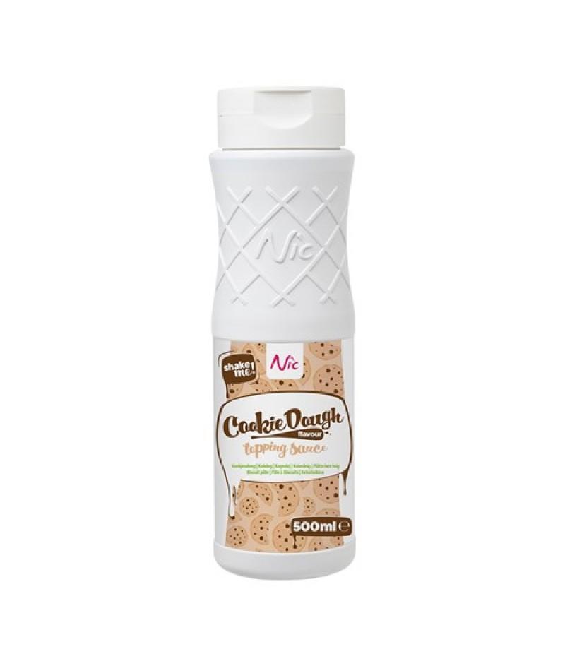 NIC Topping Cookie Dough 0,5 Liter