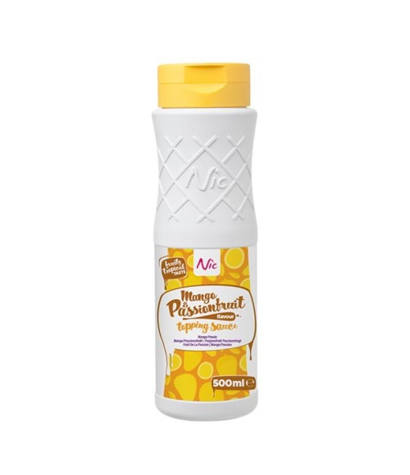 NIC Topping Mango Passie 0,5 Liter