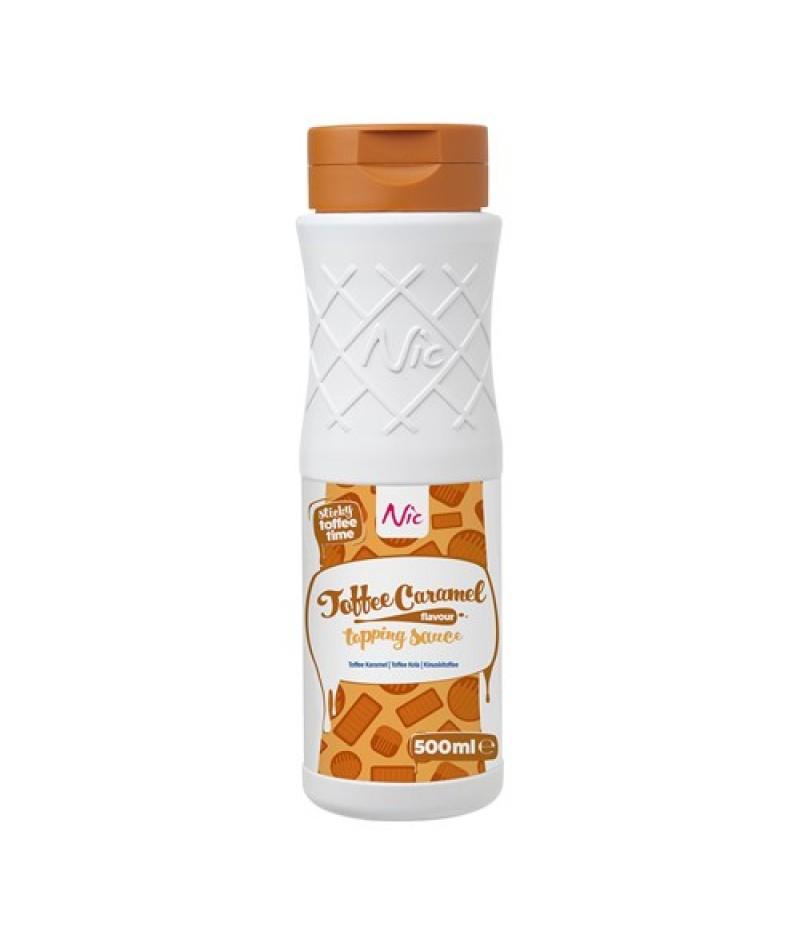 NIC Topping Toffee Caramel 0,5 Liter