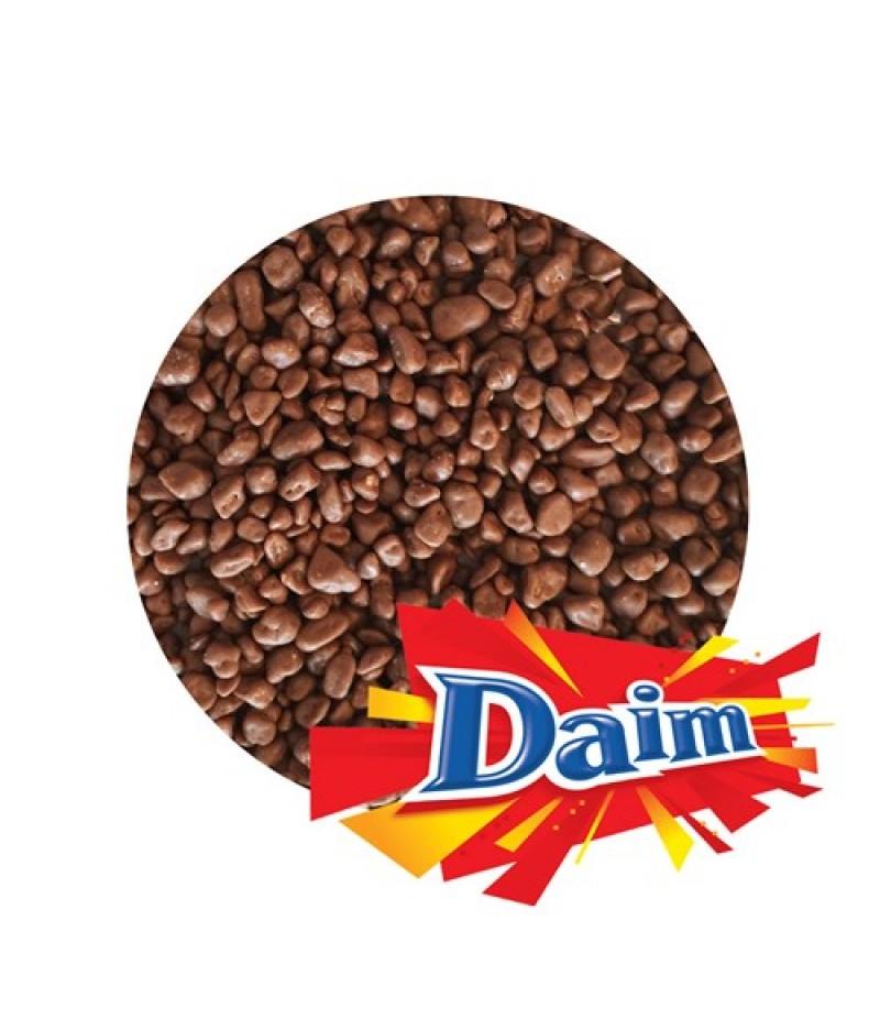 NIC DAIM Choco Caramel Dragees 1 Kilo