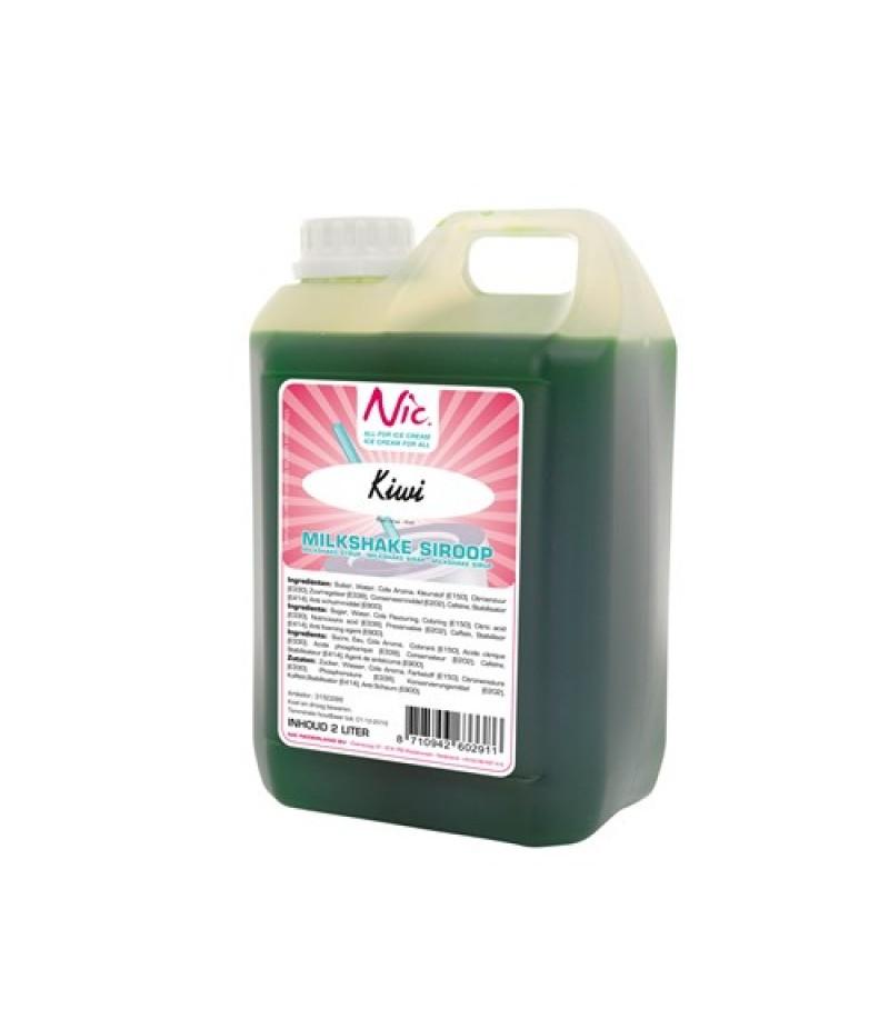 NIC Milkshake Kiwi 2 Liter