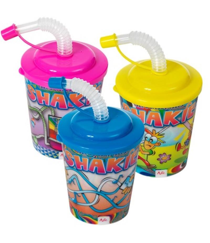 NIC Shakie Box Milkshake Bekers 30 Stuks
