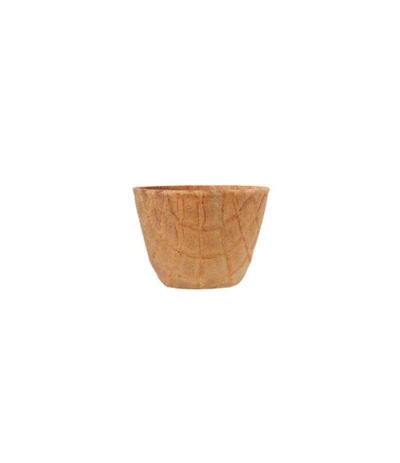 NIC Deense Oublie Mini Cup 3,9cm/Ø5.3cm 160 Stuks