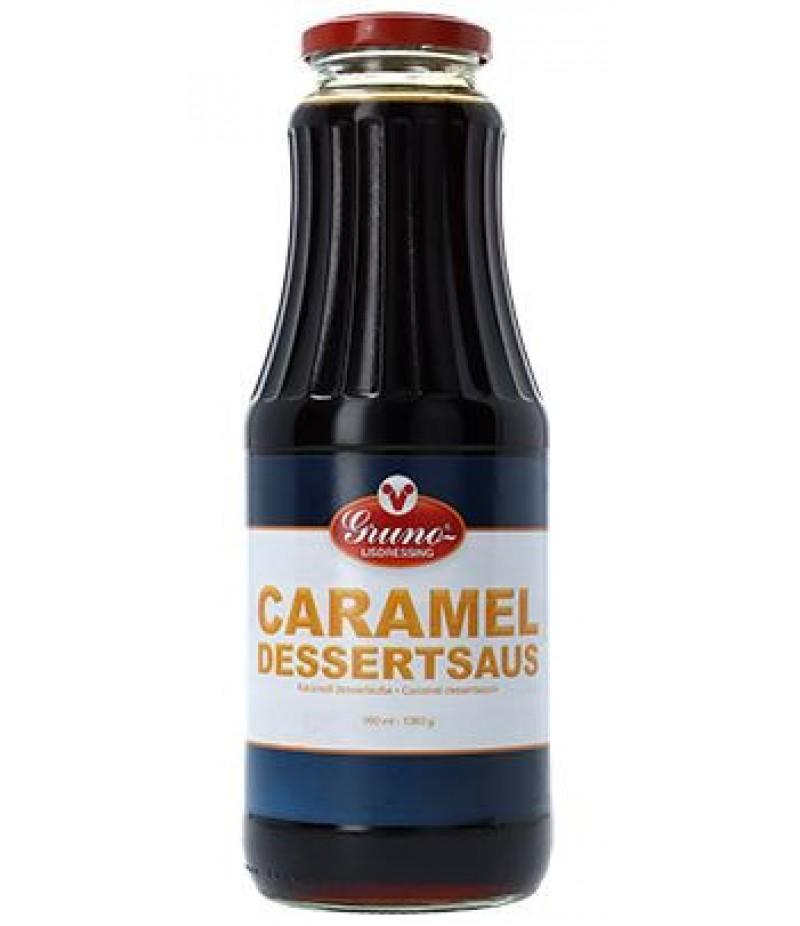 Gruno Caramel Sorbetsaus 1 Liter