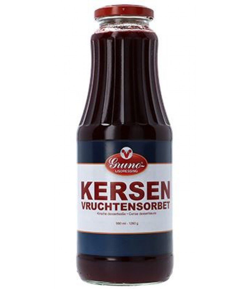 Gruno Kersen Sorbetsaus 1 Liter