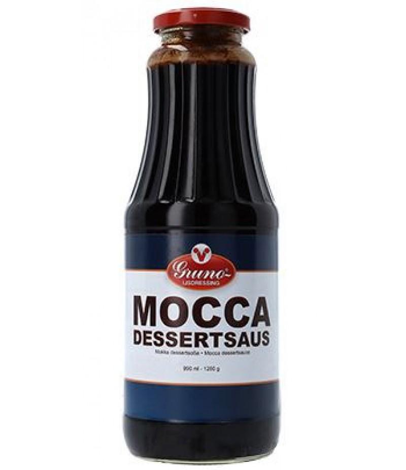 Gruno Mocca Sorbetsaus 1 Liter
