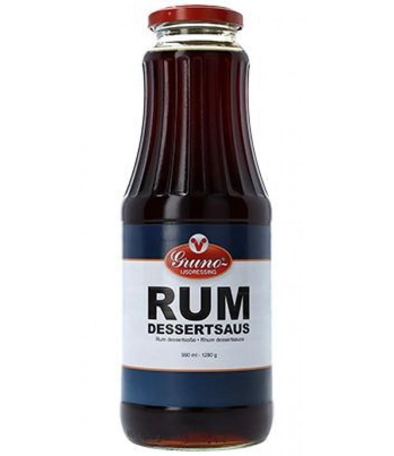 Gruno Rum Sorbetsaus 1 Liter
