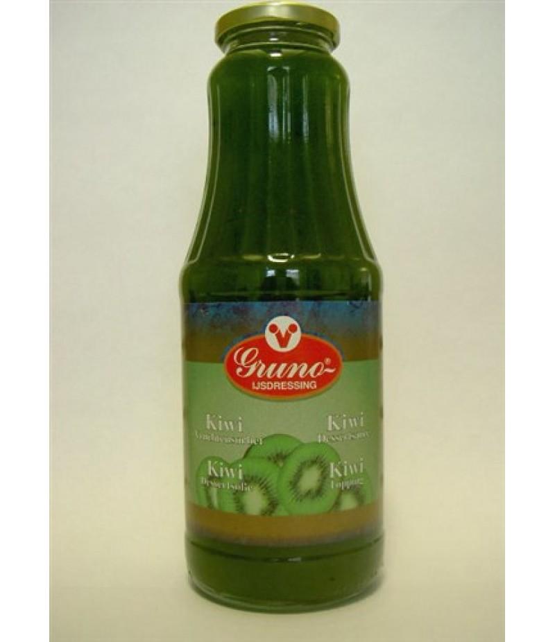 Gruno Kiwi Sorbetsaus 1 Liter