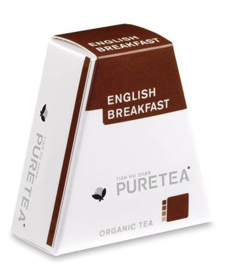 Puretea English Breakfast White Line 18 Stuks