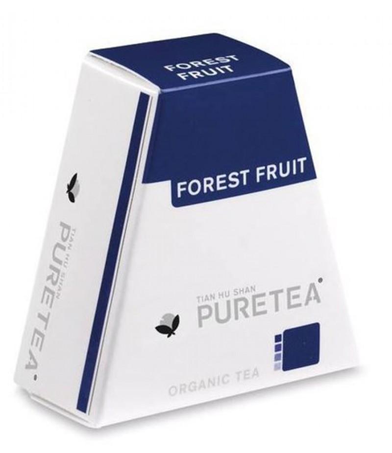 Puretea Forest Fruit (Bosvruchten) White Line 18 Stuks