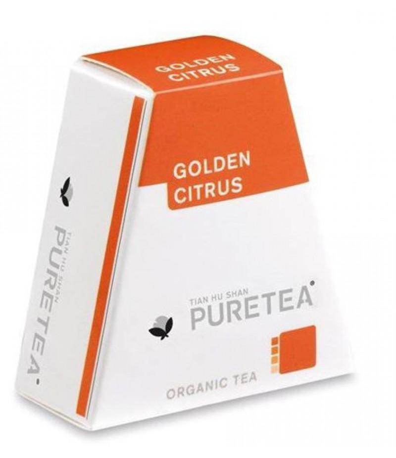 Puretea Golden Citrus white Line 18 Stuks