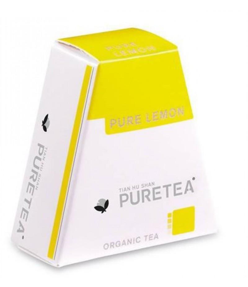 Puretea Pure Lemon White Line 18 Stuks