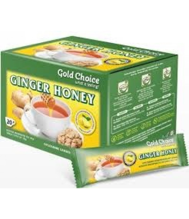 Gemberdrank Met Honing 10x18 gram