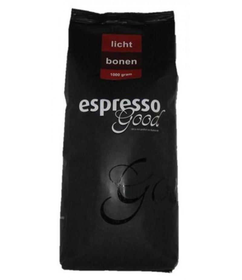 Espresso Good Lichte Bonen 250 gram