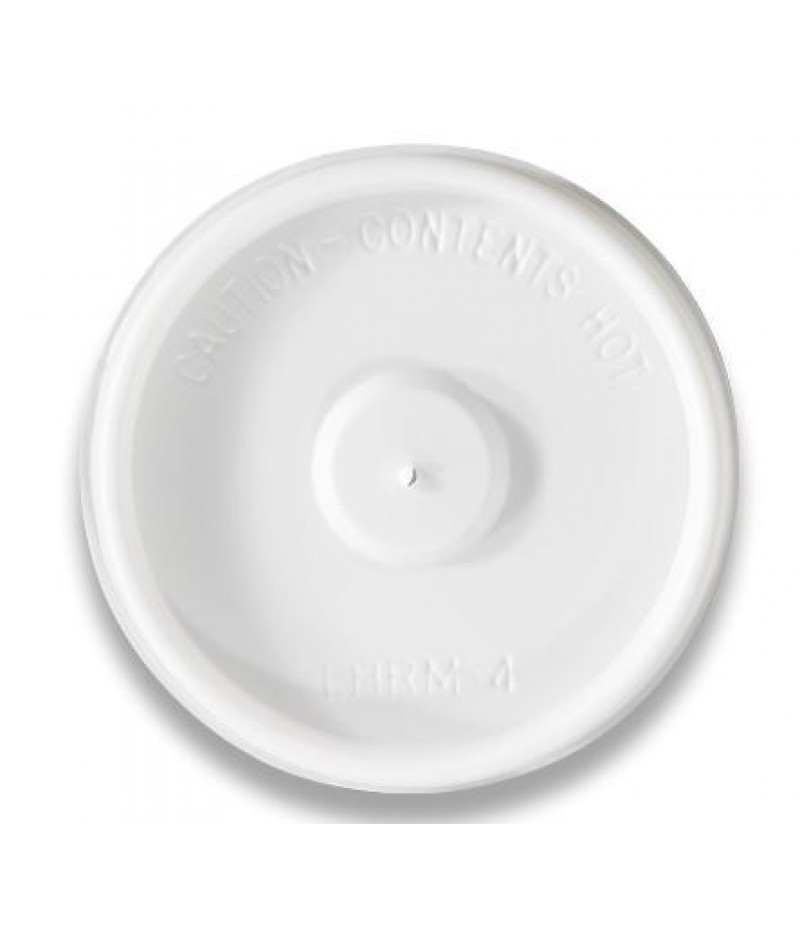 Deksel Hot Cup LHRM-4 1000 Stuks