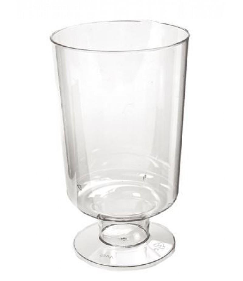 Borrel Glas Plastic 12 Stuks