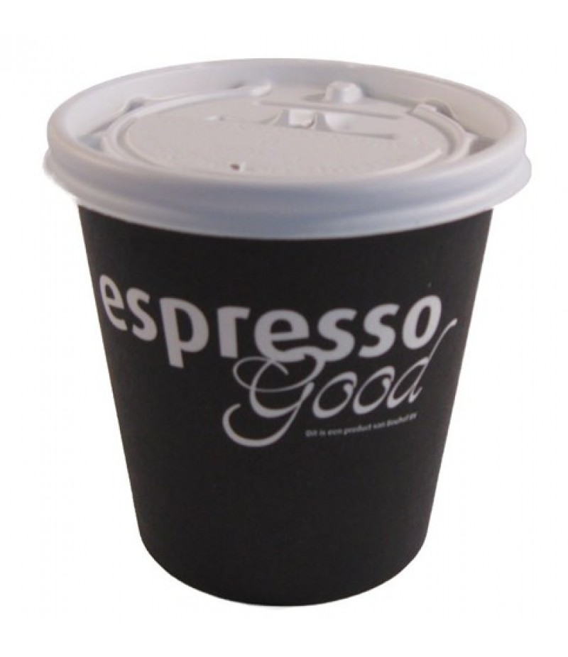 Espresso Good Koffiebeker/Hotcup SMR-6 180cc 50 Stuks
