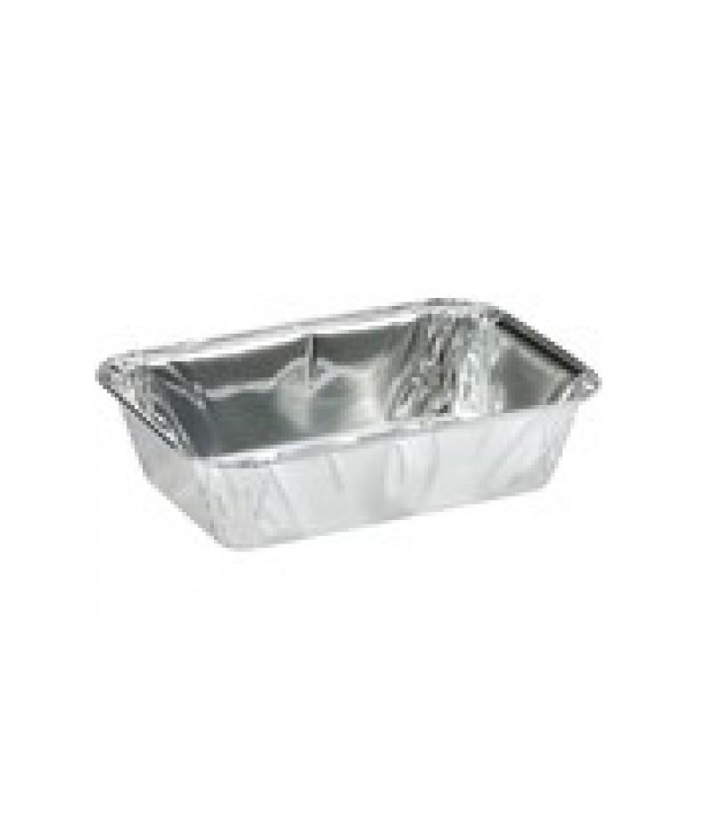 Aluminium Bak Met Kraalrand 850ml 1000 Stuks 26339