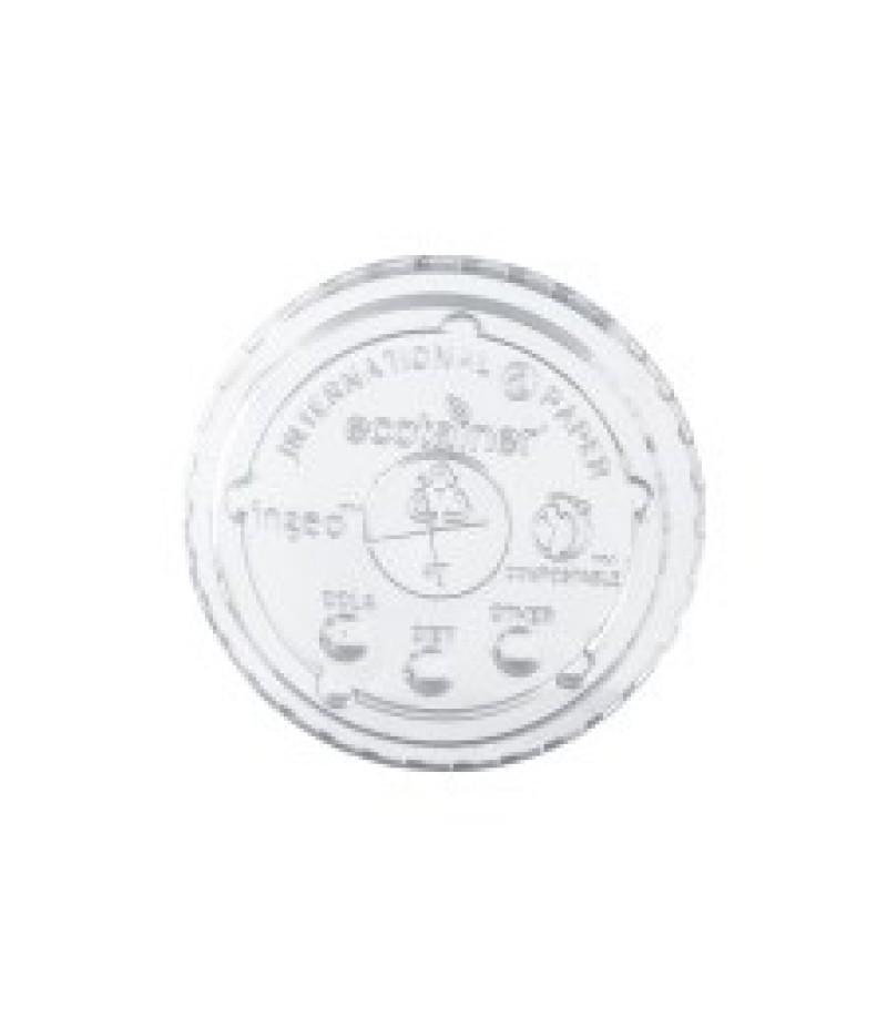 Ecotainer Deksel LCRSE-22 2000 Stuks TBV Cold Cup