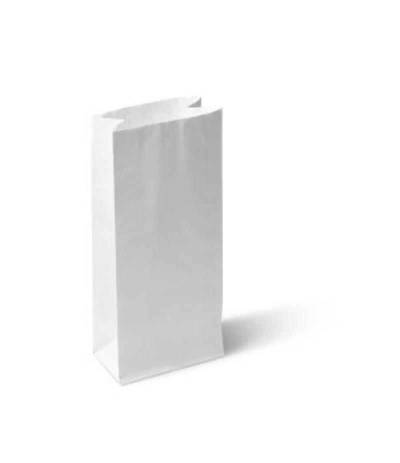 Kipzak Aluminium Gevoerd 1/2 10,5+6x23cm Wit 800 Stuks