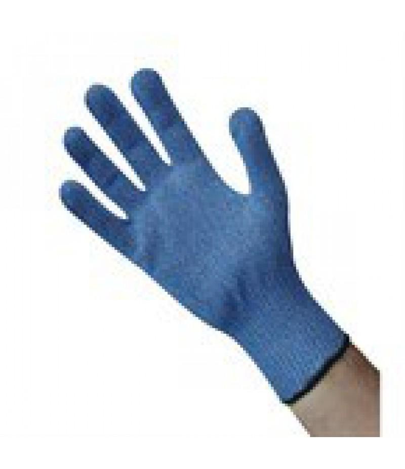 Handschoen Snijbestendig Blauw Maat L 8-9