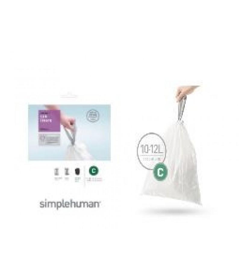Simplehuman Afval 10-12 Liter Trekband