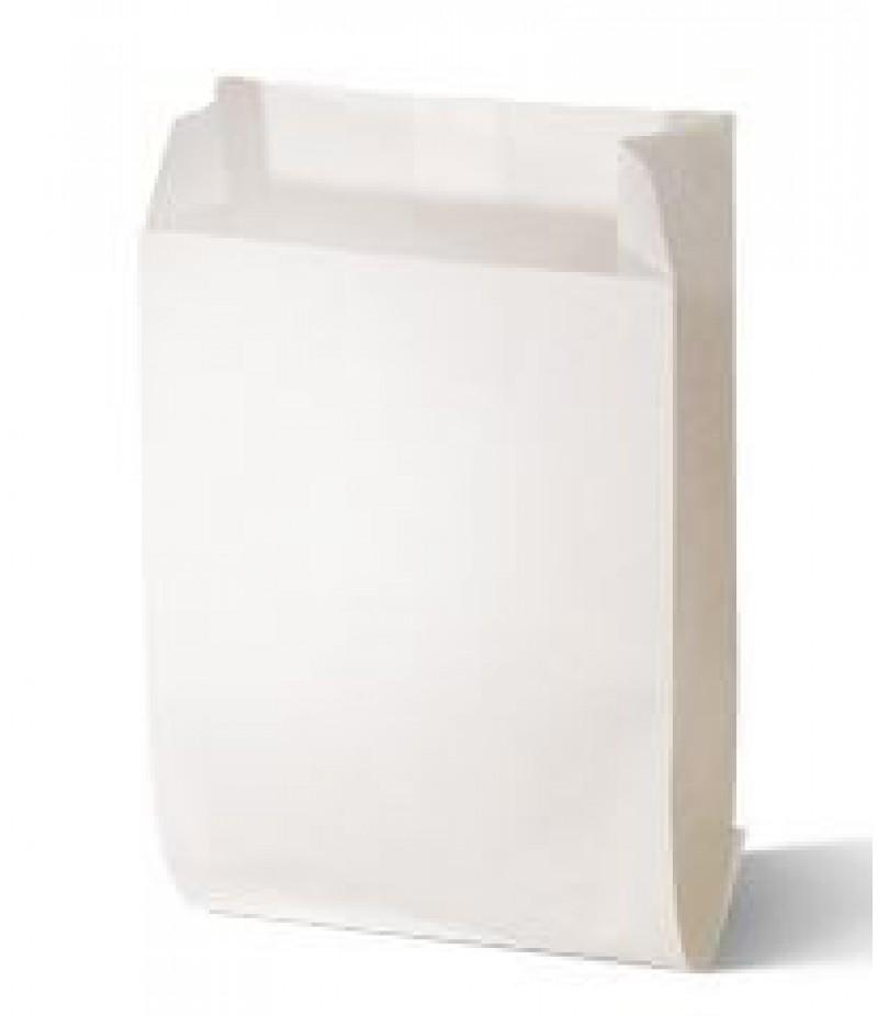 Snackzak 4 Blanco Wit 0,5 ons 8 Kilo