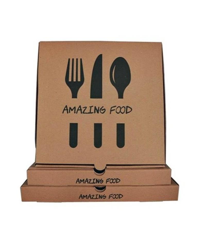 Pizzadoos Amazing Food 26x26x3cm 100 Stuks
