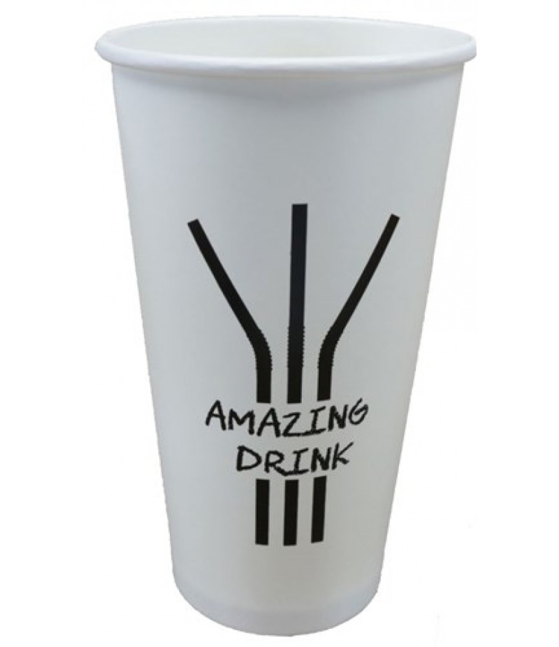Colt Drink Cup 20oz Amazing Drink Rol 50 Stuks