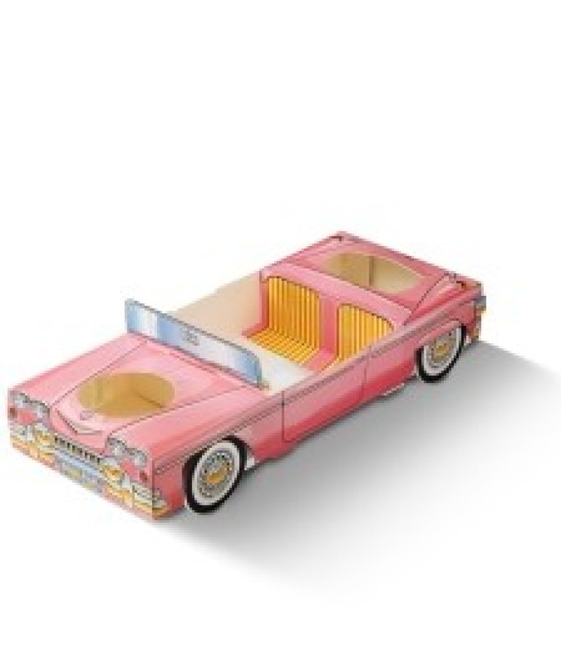 Toy Tray Pink Cadillac PCAD3 250 Stuks