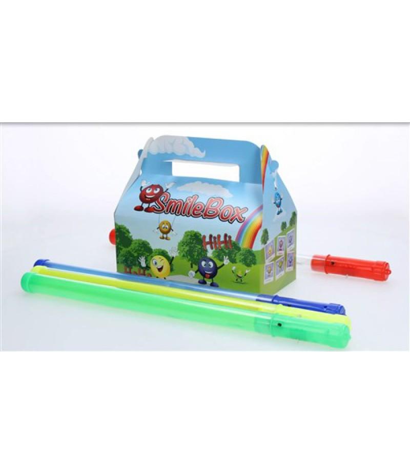 Kindermenudoosjes Smilebox Met Lichtstaaf 24 Stuks
