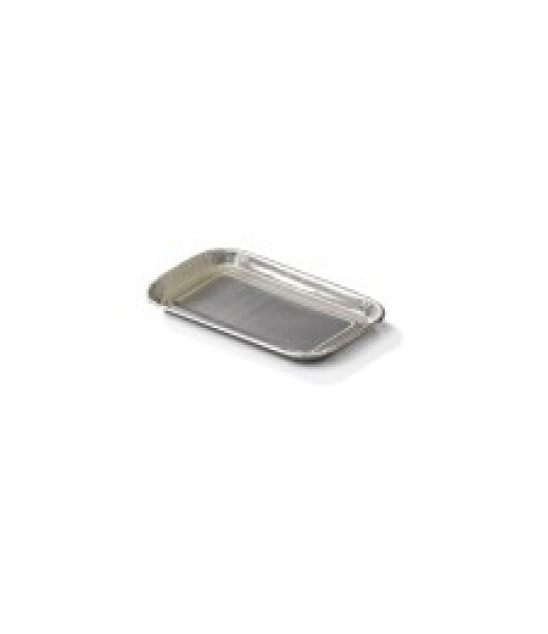 Aluminium Schaal 10x16x1cm 1000 Stuks