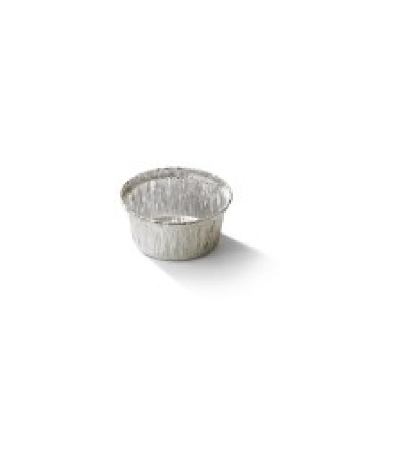 Aluminium Dessertcup 133ml 0711510700  1000 Stuks