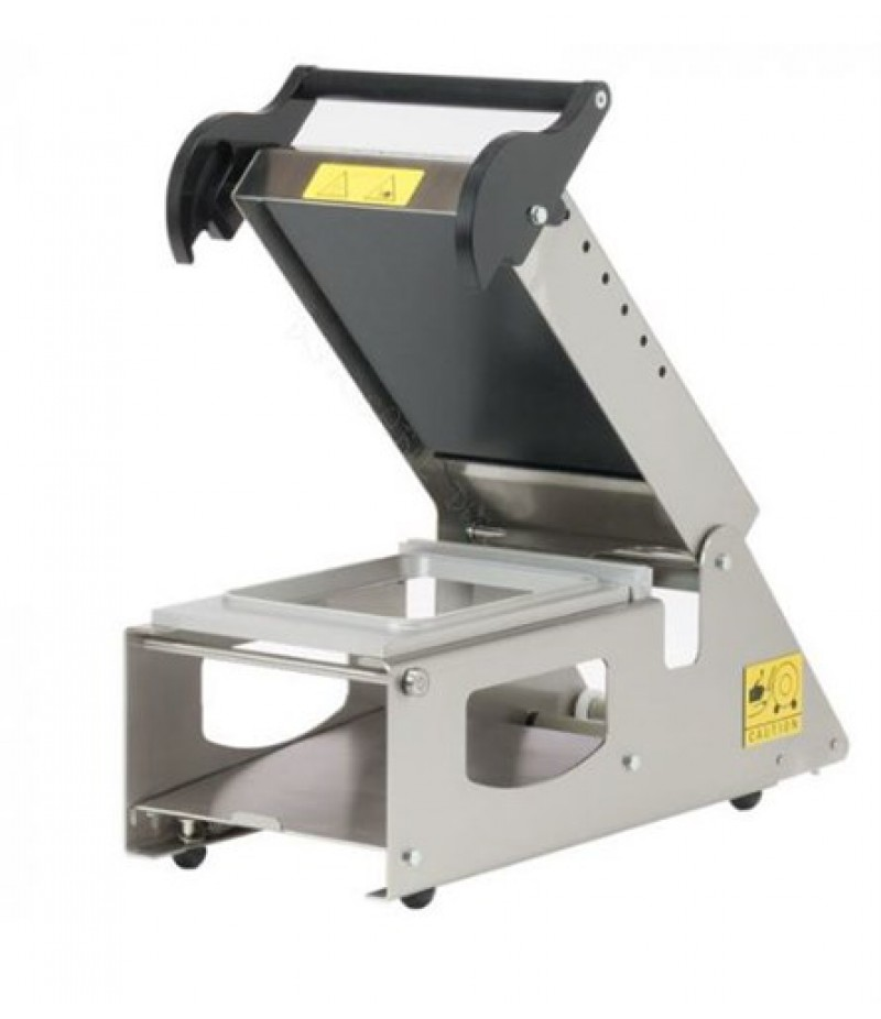 Sealmachine Duniform DF10 RVS Basic Voor Menu Trays