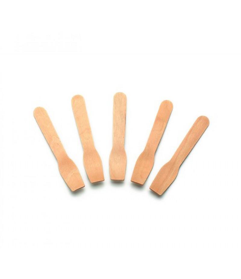 Houten IJslepel 95mm 3x100 Stuks FSC® 60002