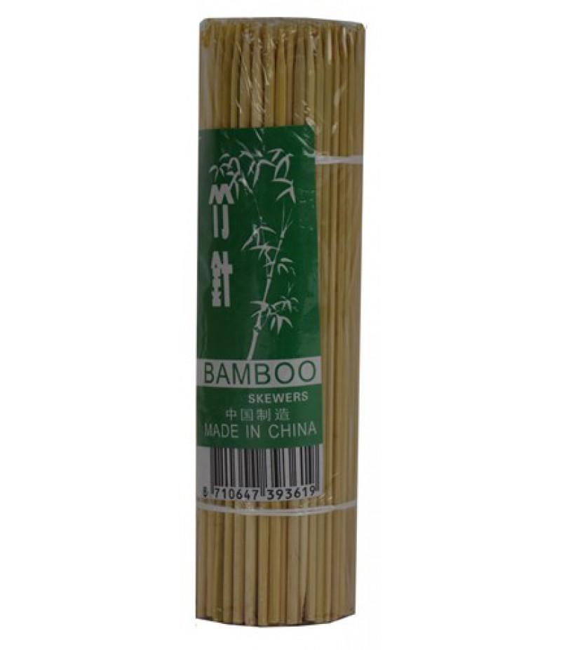 Satestokjes Bamboe 3.0x150mm TW-1/2 200 Stuks