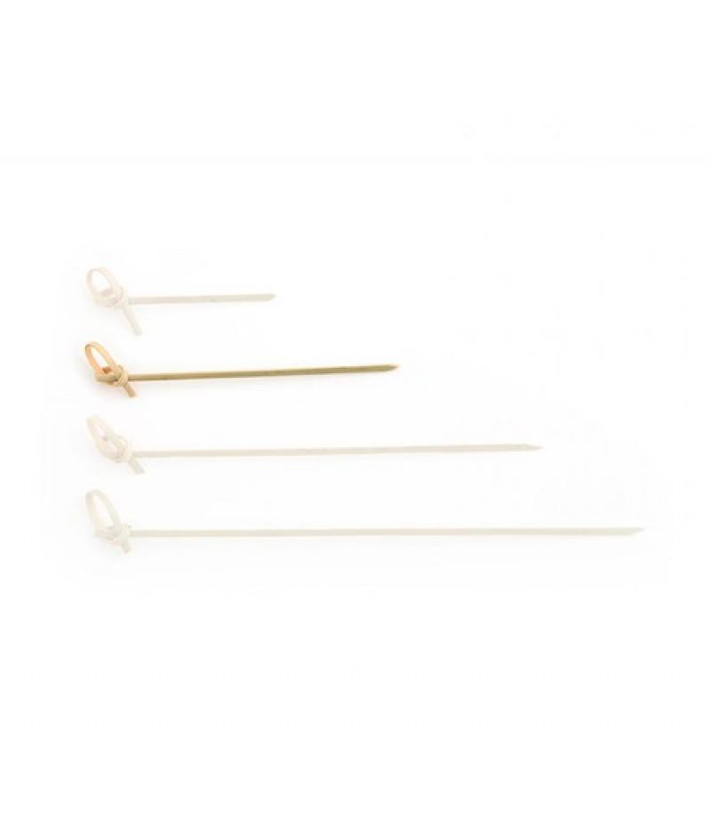 Prikker Knoop Bamboe 100mm 12x250 Stuks 31017