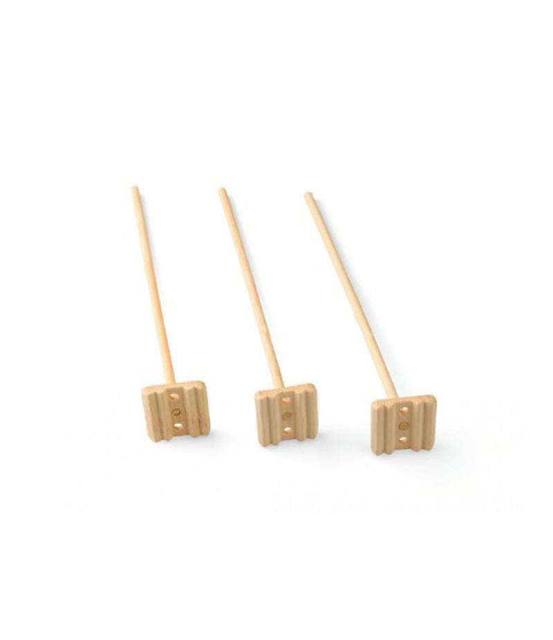Tonicstamper Bamboe 180mm 100 Stuks 10064