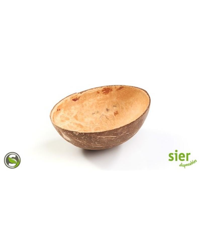 Coconut Kom Ovaal Ø110/150 10 Stuks 57608