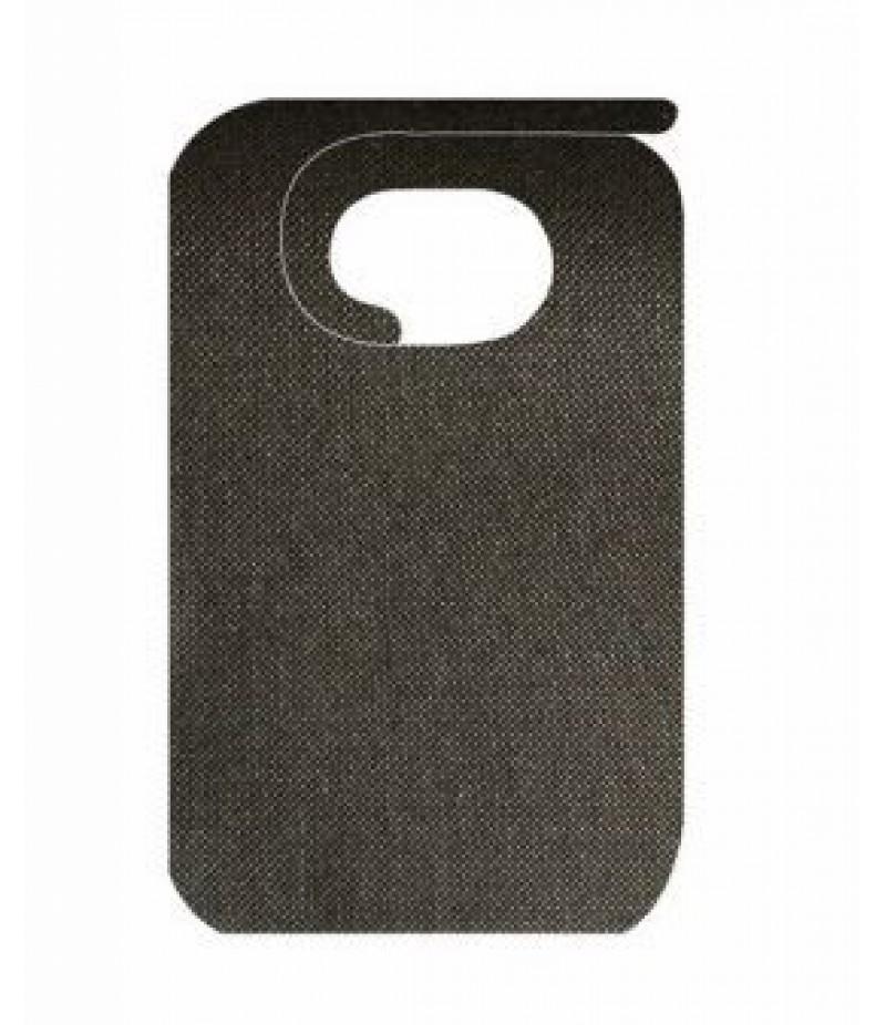 Slab Ecolabel  Voor Volwassenen Zwart 36x60 cm 100 Stuks GdP