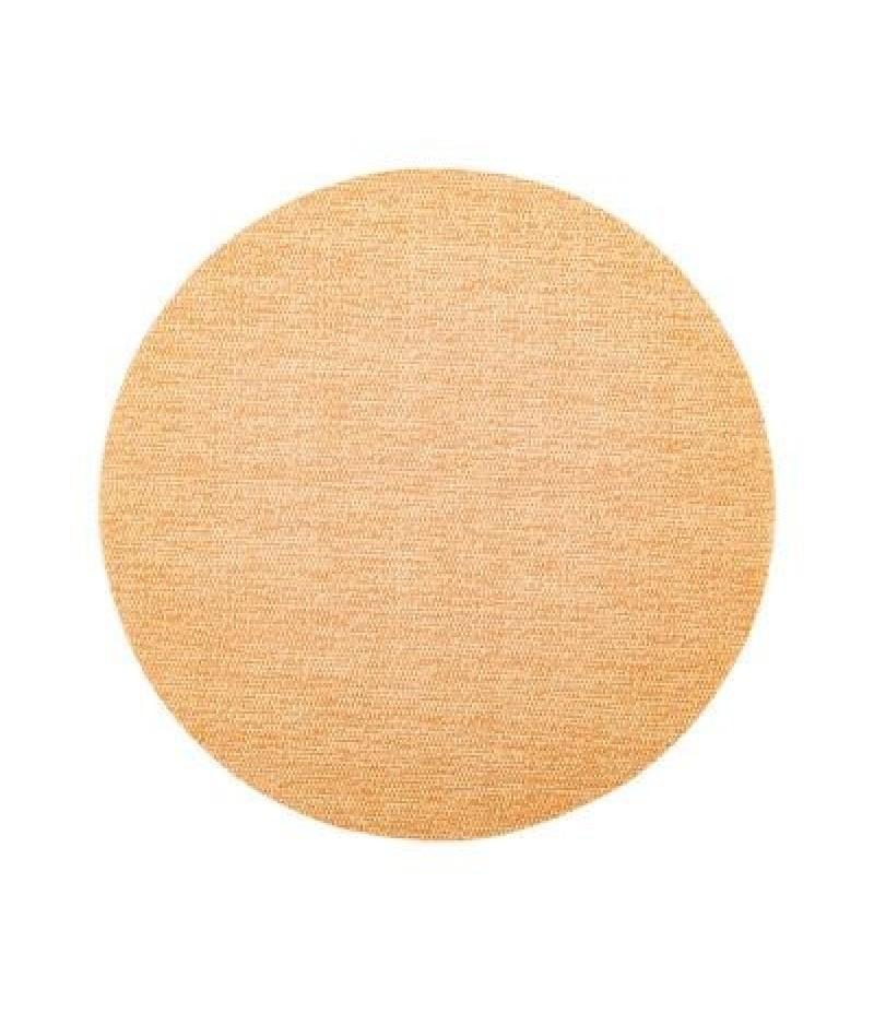 Placemat Rond Goud 38cm Per 6 Verpakt