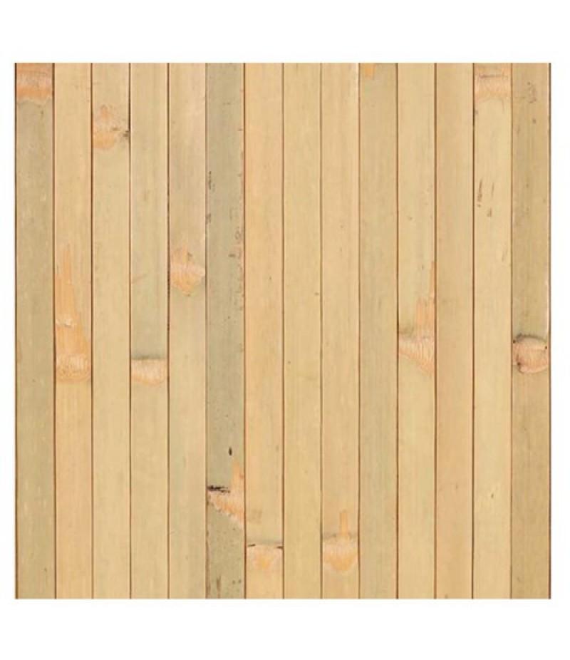 Placemat Rechthoekig Bamboo Naturel 45x33cm 6 Stuks