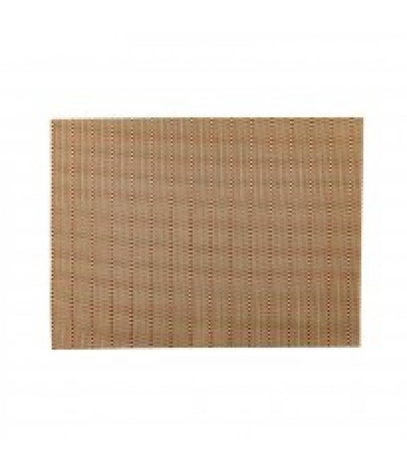 Placemat Rechthoekig Koper/Goud/Zilver 45x33cm Per 6 Verpakt