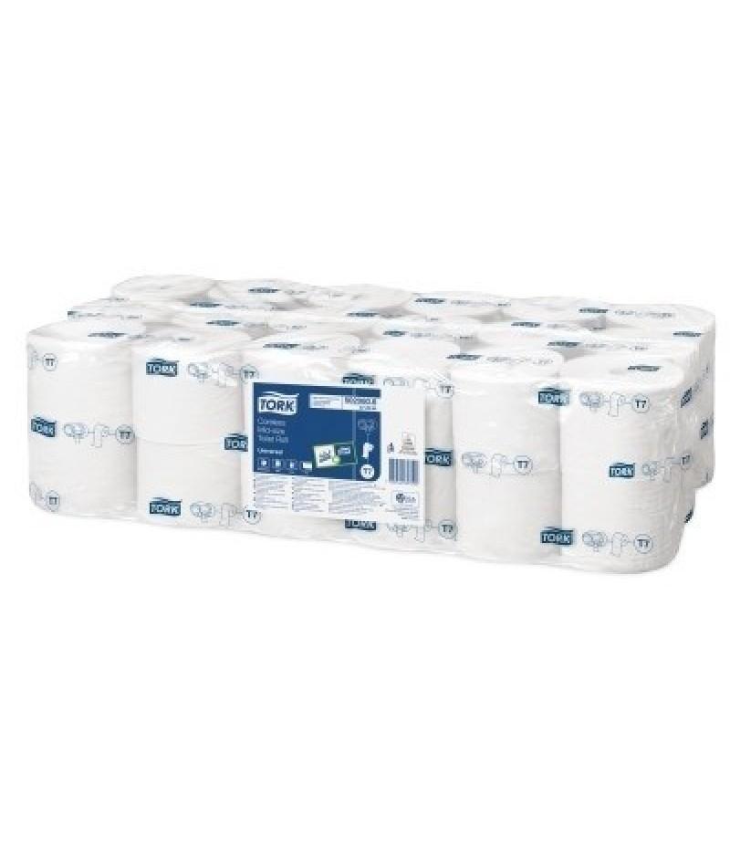 Toiletpapier Tork Hulsloos Mid-Size T7 1-Lgs 36 Rol 472584