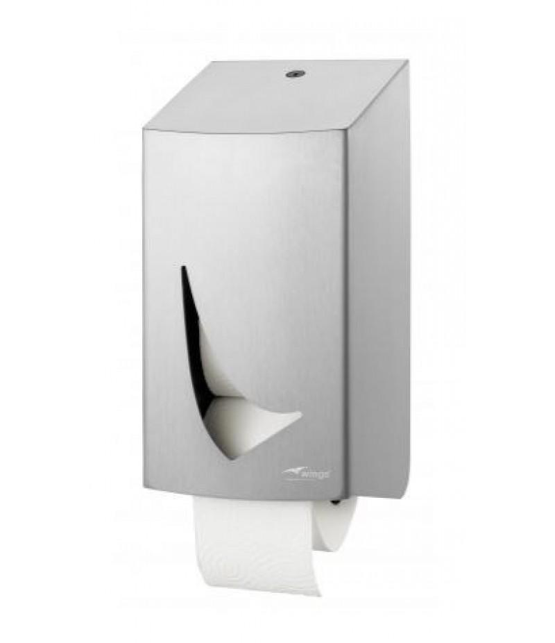 Toiletroldispenser RVS 2 Rolshouder TBV 2 Kokerloze Rollen